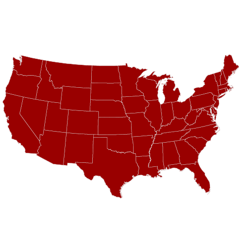 powerball-online - map of united states